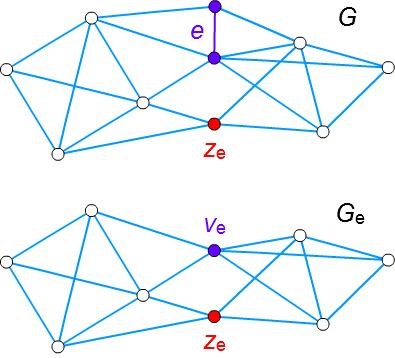 縮約と3-連結1