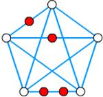 クラトフスキーの定理の証明(1)グラフ理論用語と定理の紹介