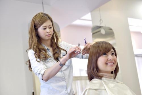 美容師さん