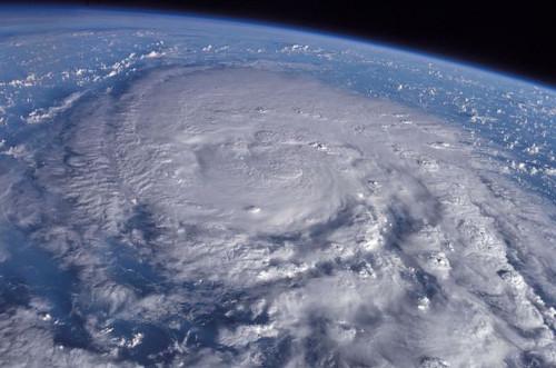 北半球の台風