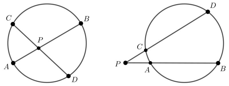 方べきの定理(1)