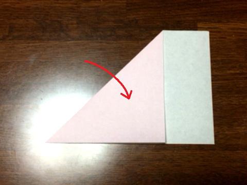 ギネス記録飛行機の折り方(1)