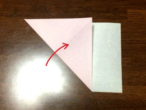 ギネス記録飛行機の折り方(2)