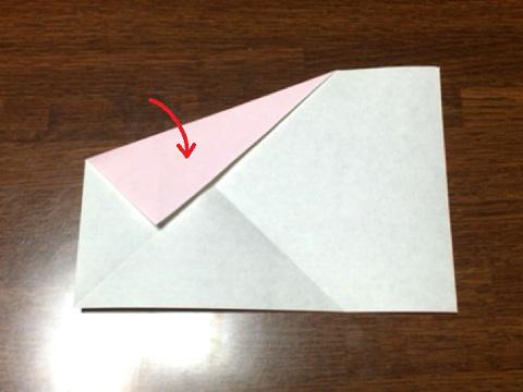ギネス記録飛行機の折り方(3)