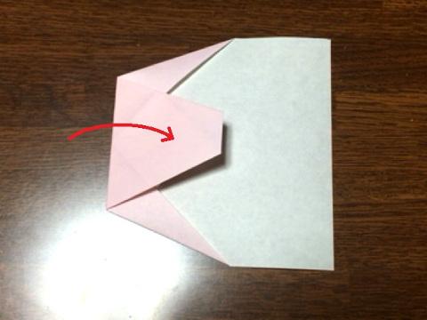 ギネス記録飛行機の折り方(6)