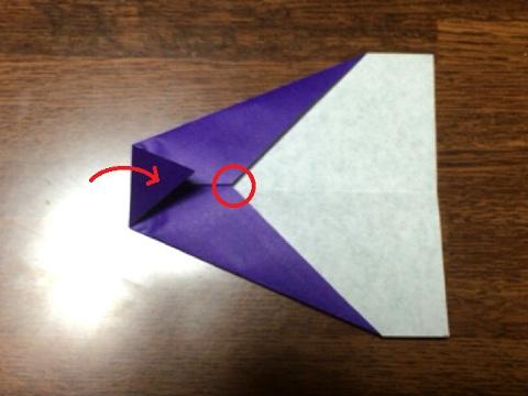 ORIONの折り方(3)