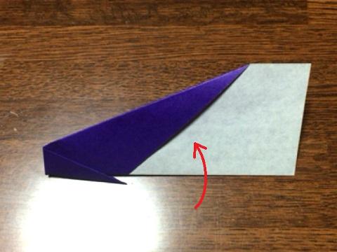 ORIONの折り方(4)