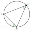 接弦定理150